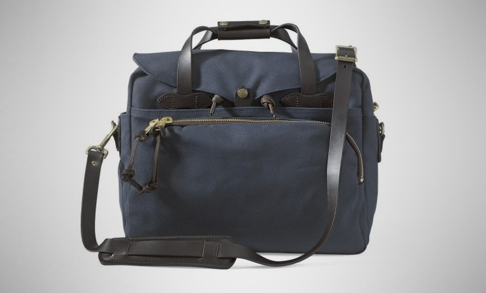 Filson Padded Computer Bag – mens accessories