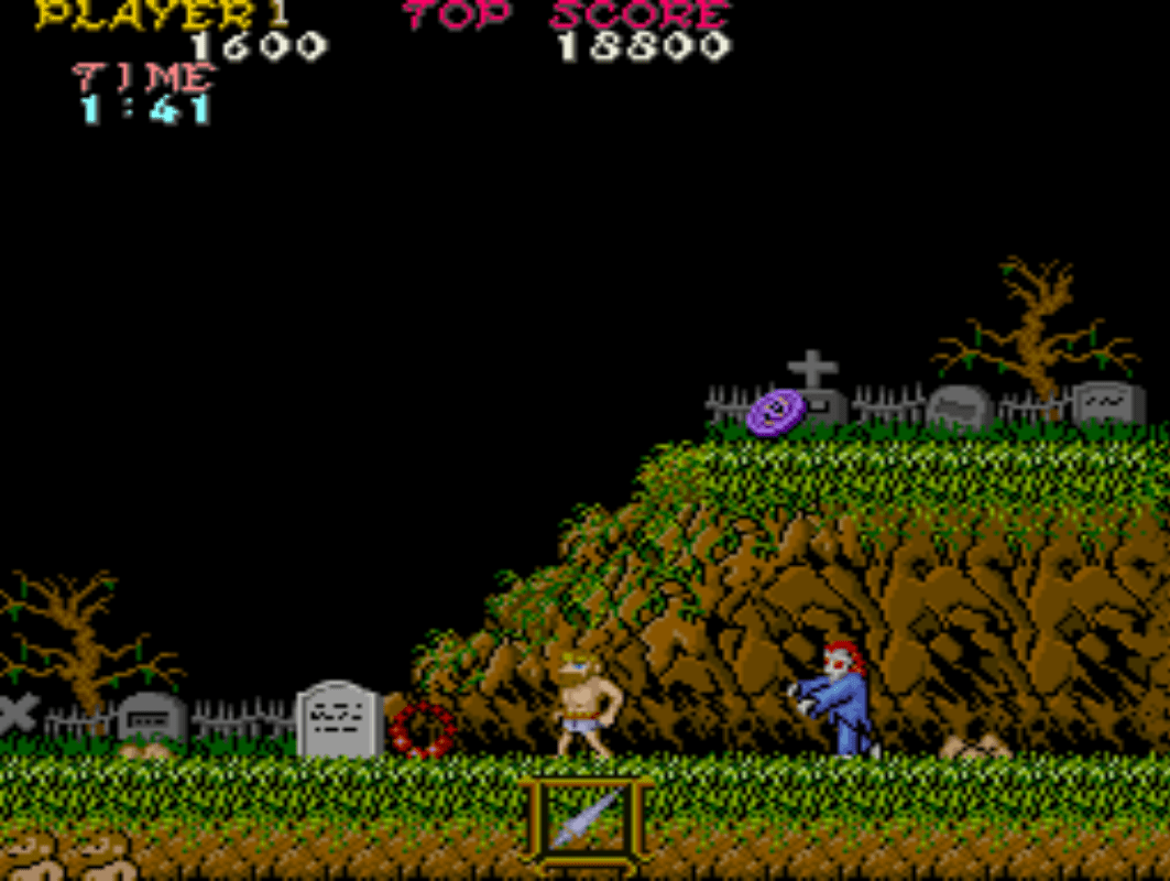 Ghosts 'n Goblins – popular video games