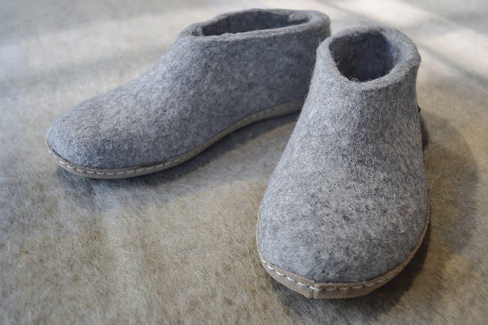 Glerups Shoes – mens slippers