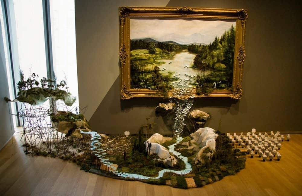 Gregory Euclide Microcosmic World Park – junk art
