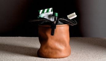 Hard Graft Refresh Dopp Kit mens accessories 345x200 Finish Him: 23 Mens Accessories That Make An Outfit