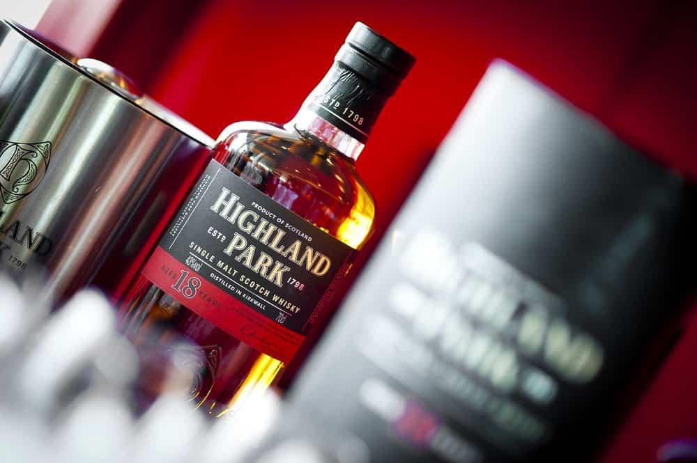 Highland Park 18 – scotch under 250
