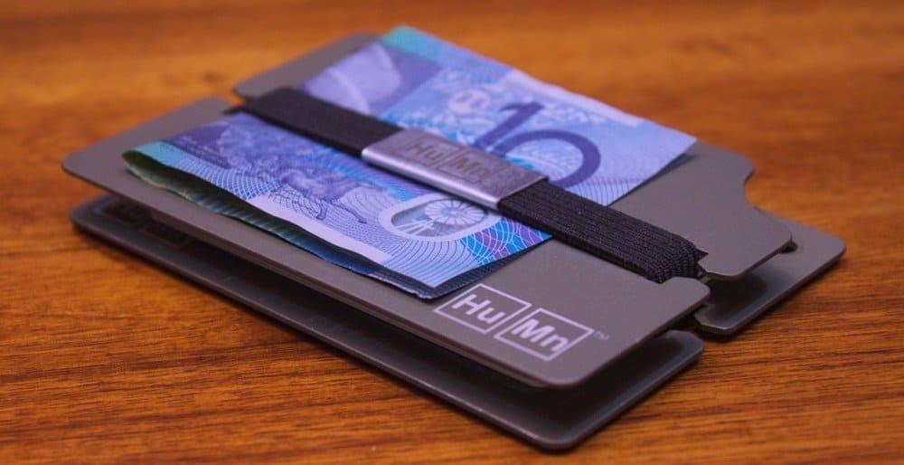 HuMn Mini – RFID wallet