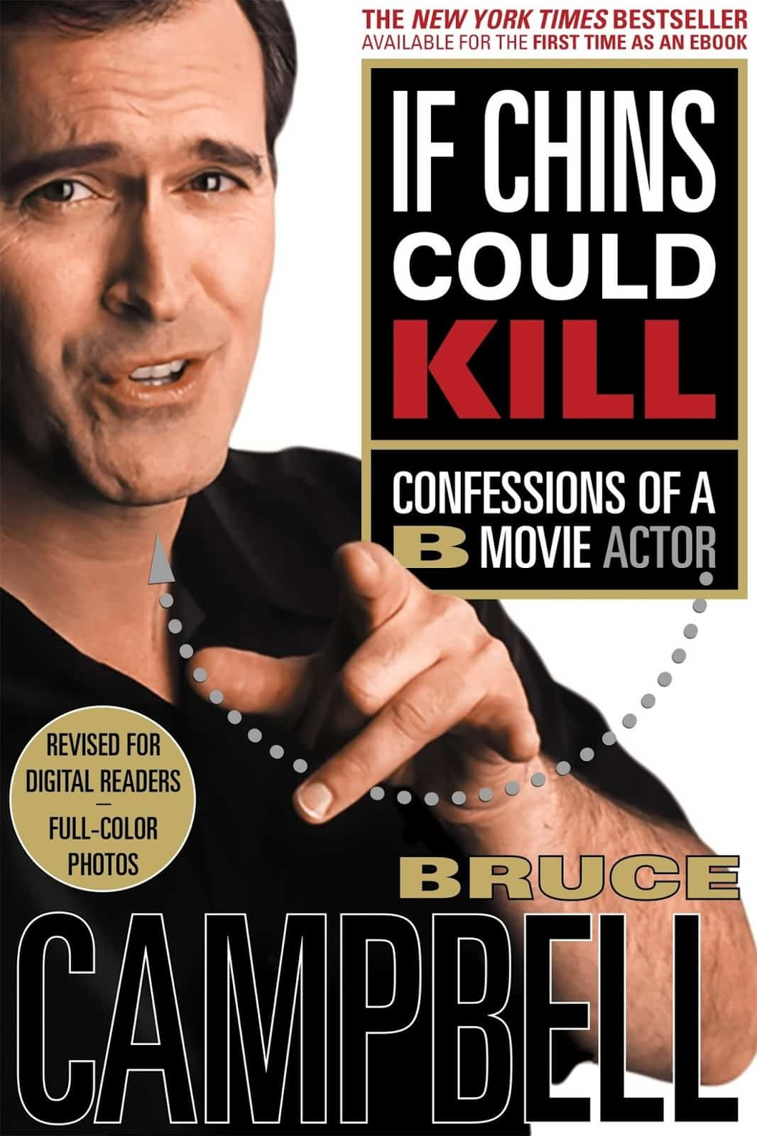 If Chins Could Kill: Confessions of a B Movie Actor – biography