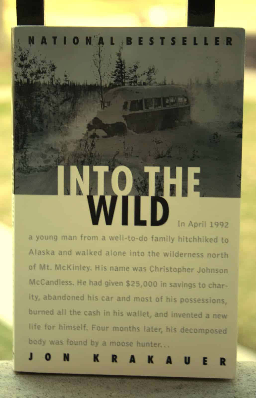 Into the Wild best biography 17 Biographies that Won't Bore You To Tears