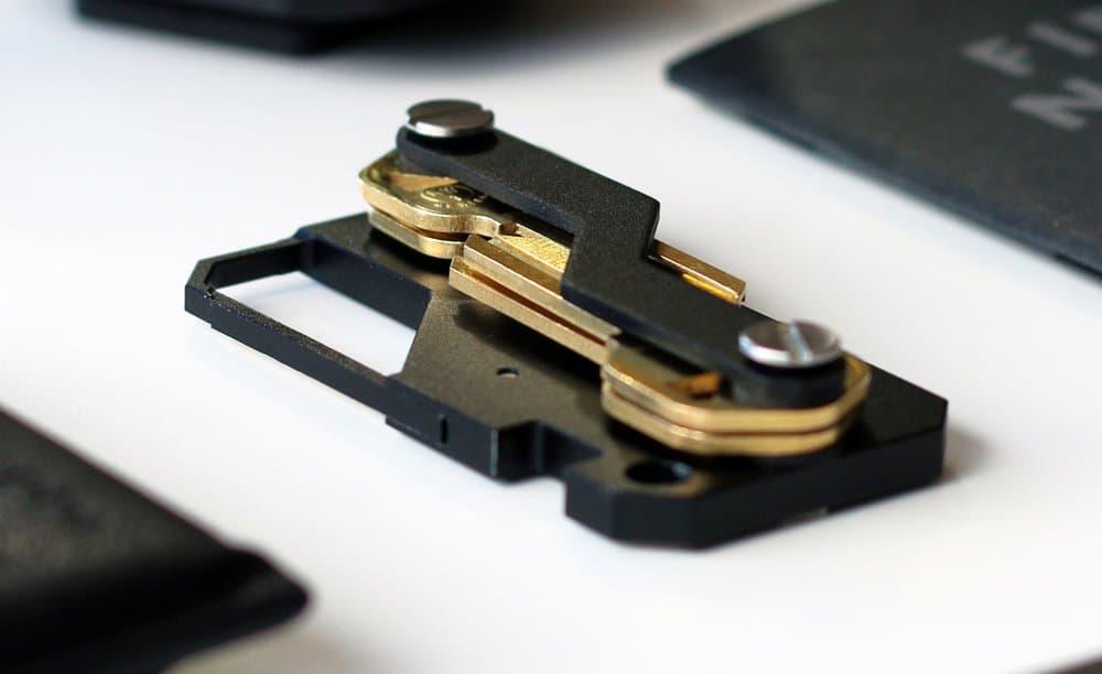 KeyKlip – EDC key organizer