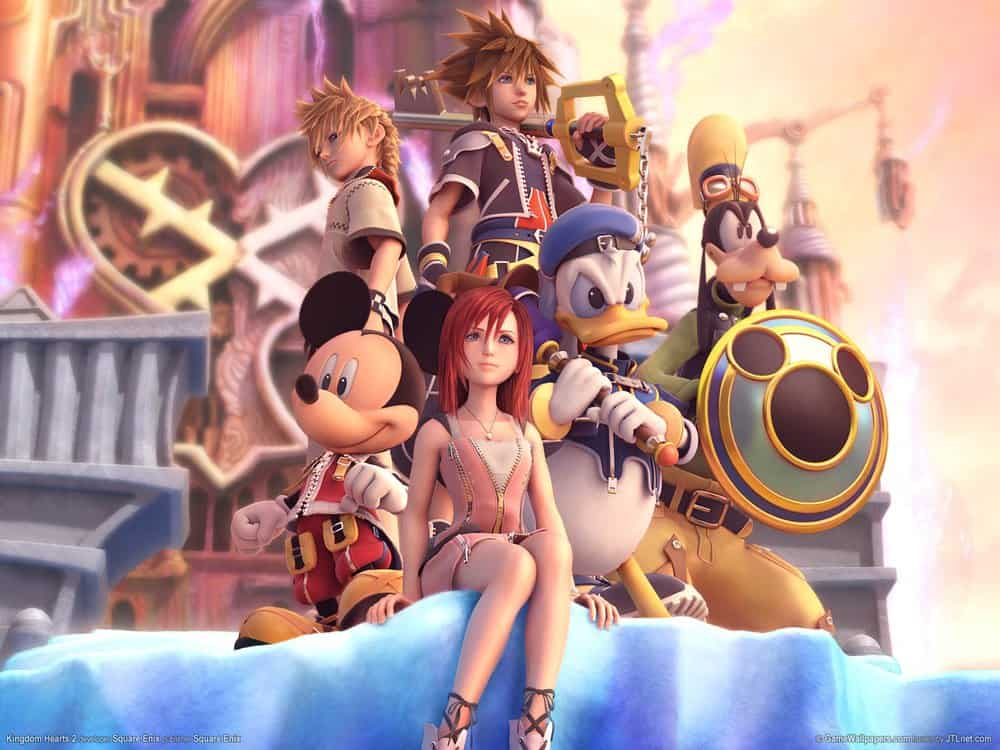 Kingdom Hearts II – video game soundtrack
