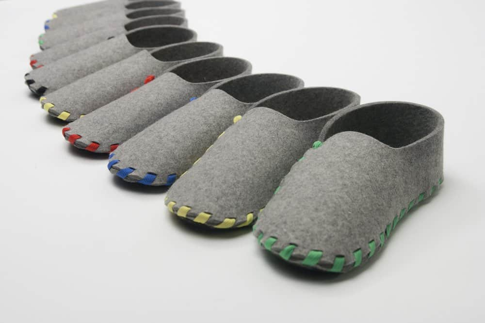Lasso Flat-Packed – mens slippers