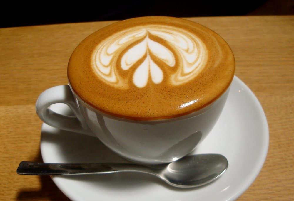 Latte – espresso drink