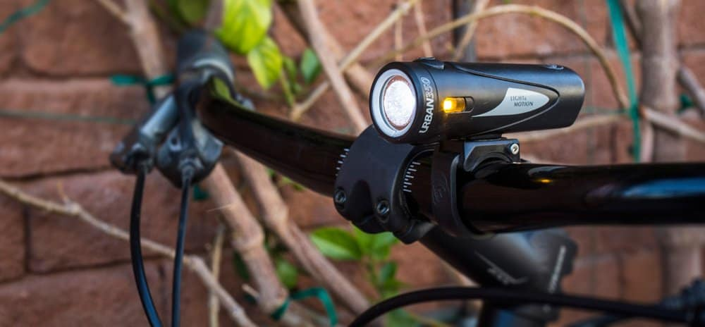 Light & Motion Urban 350 – bike light