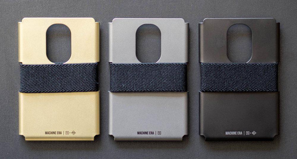 Machine Era Ti5 Slim – RFID wallet