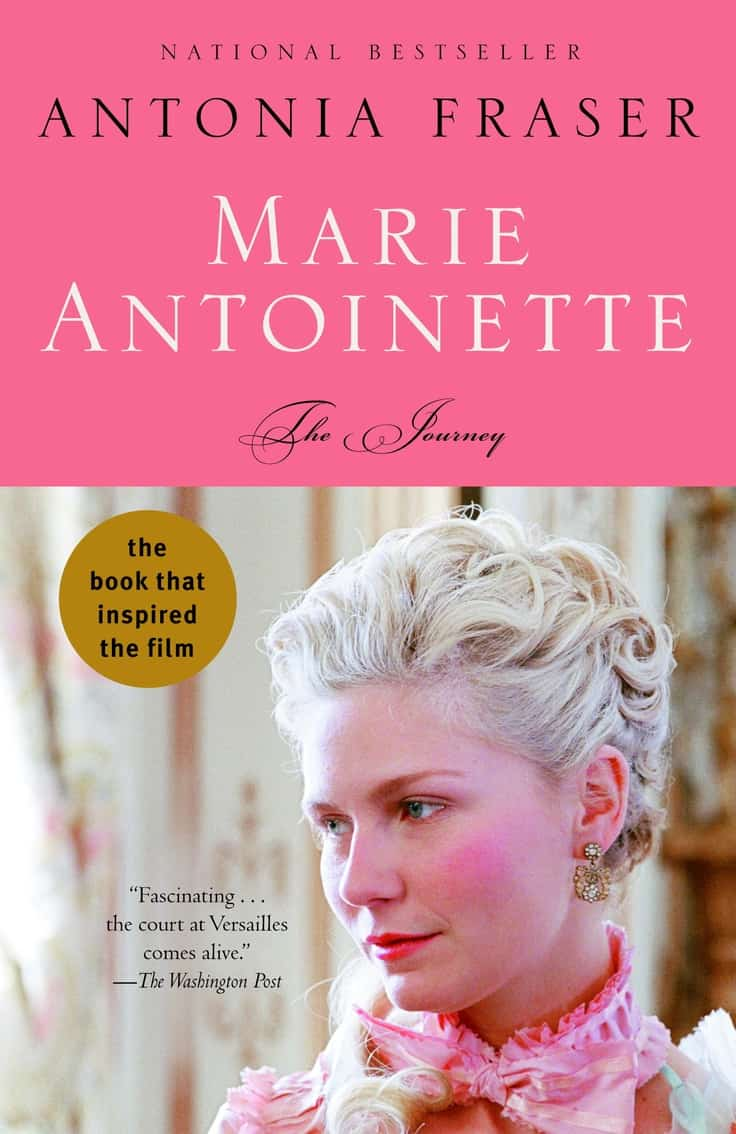 Marie Antoinette: The Journey – biography