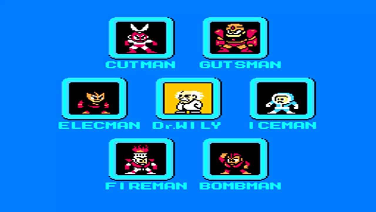 Mega Man 1 – popular video game