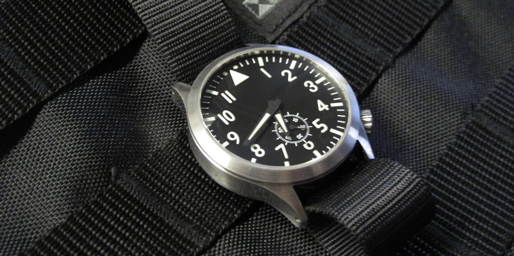 Mid Original Pilot EDC Watch by Maratac