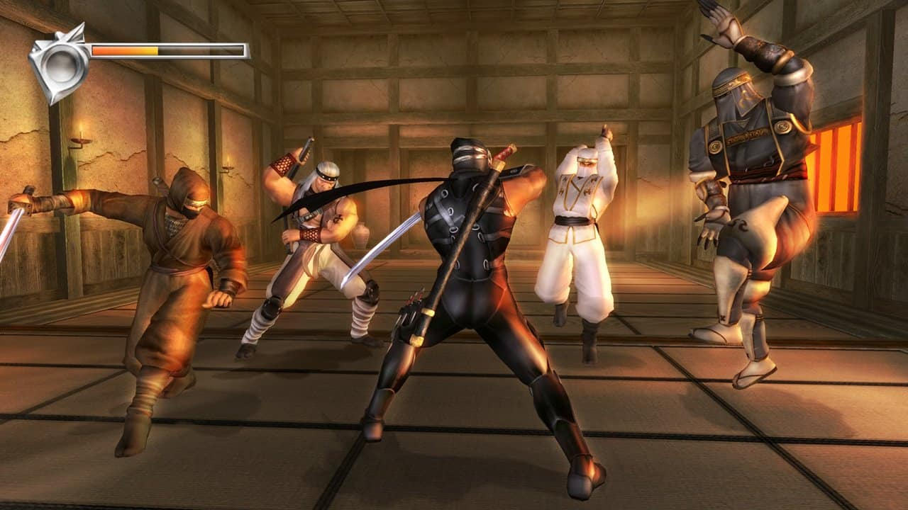 Ninja Gaiden Black – popular video game