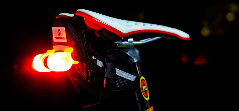 NiteFlux Red Zone 4 – bike light