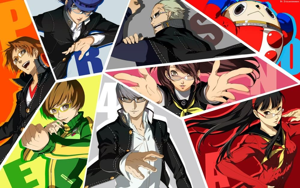 Persona 4 – video game soundtrack