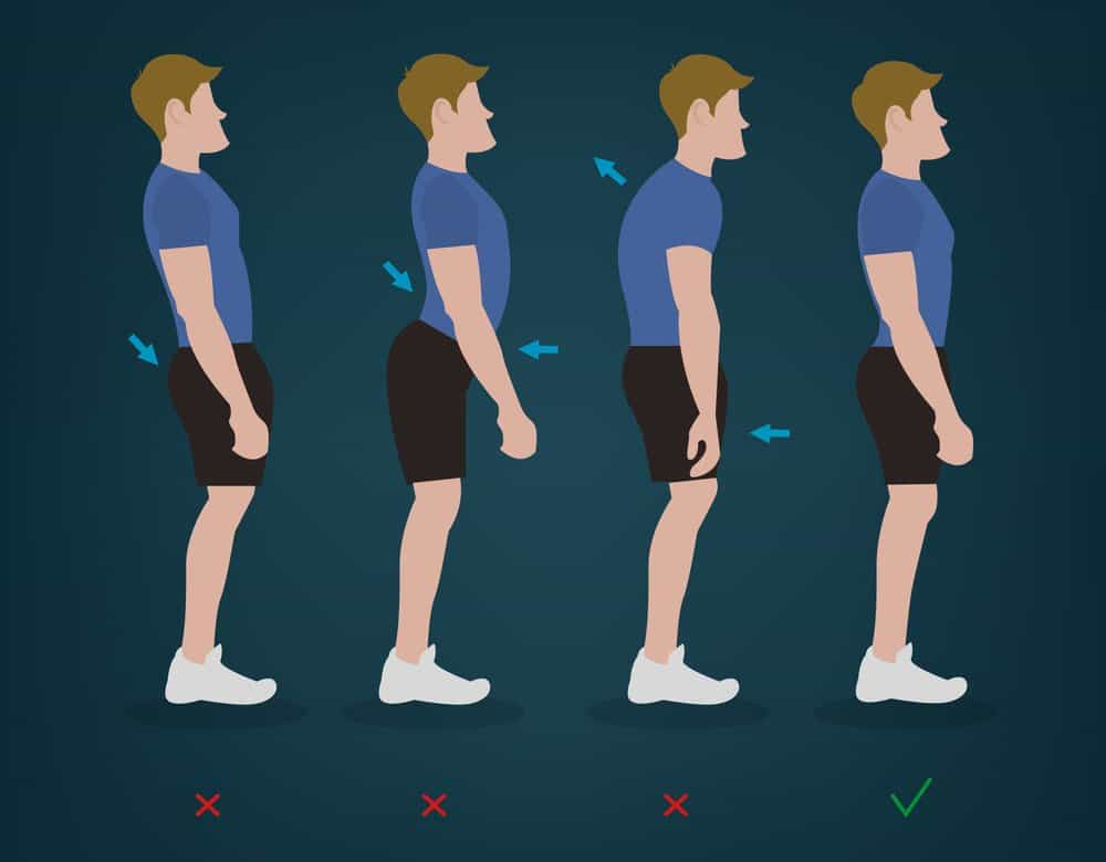 Posture – how to be cool