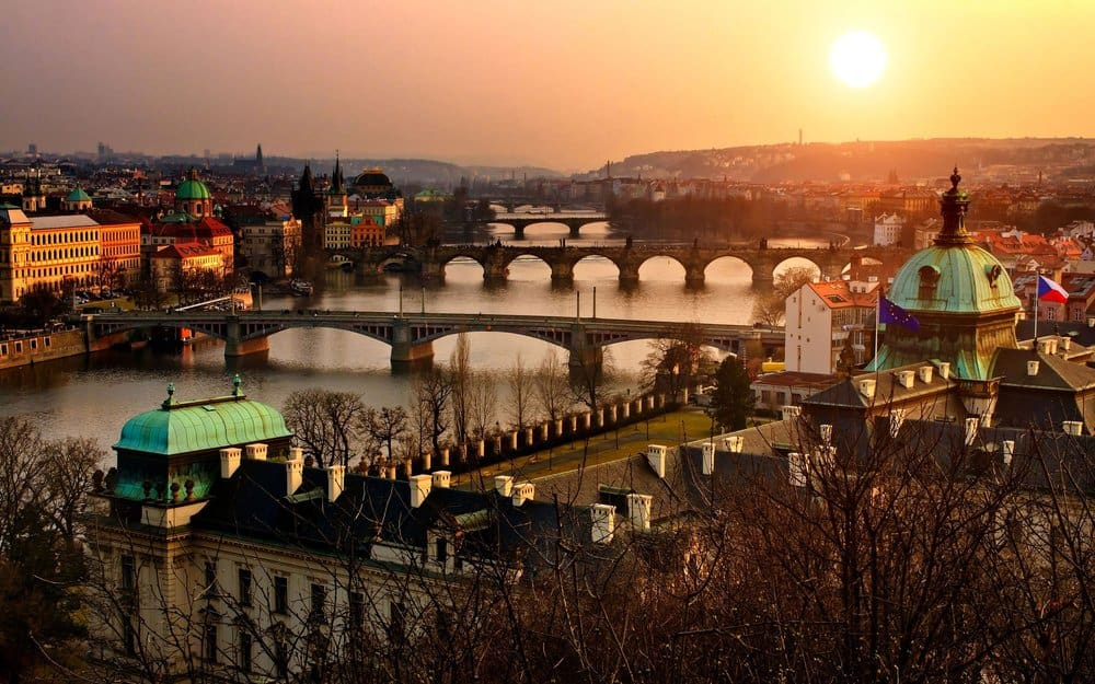 Prague, Czech Republic – beautiful city