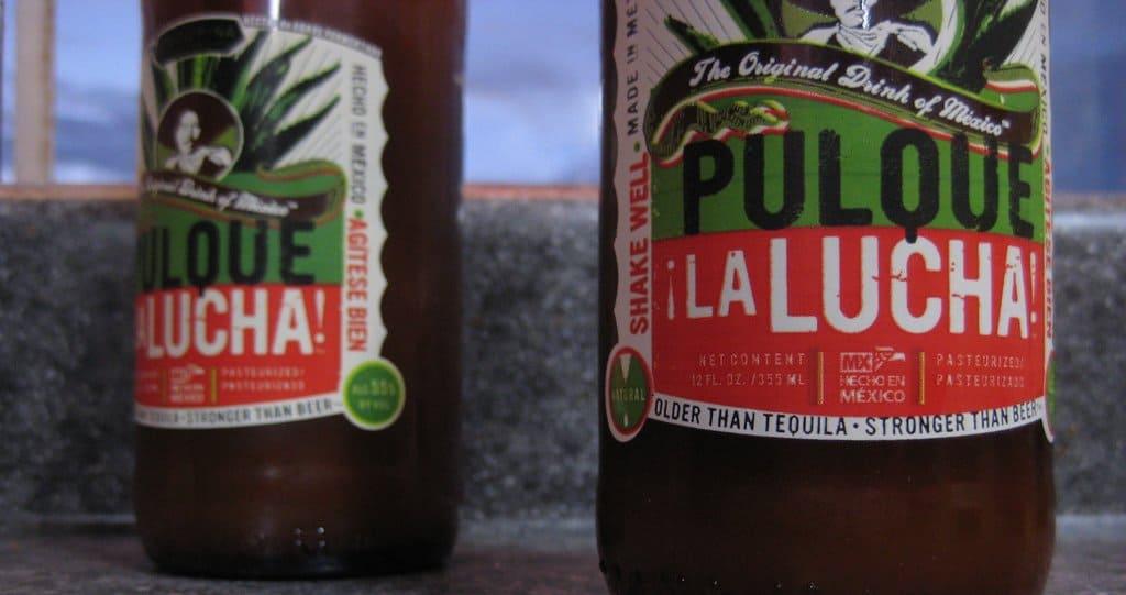 Pulque – strange alcohol