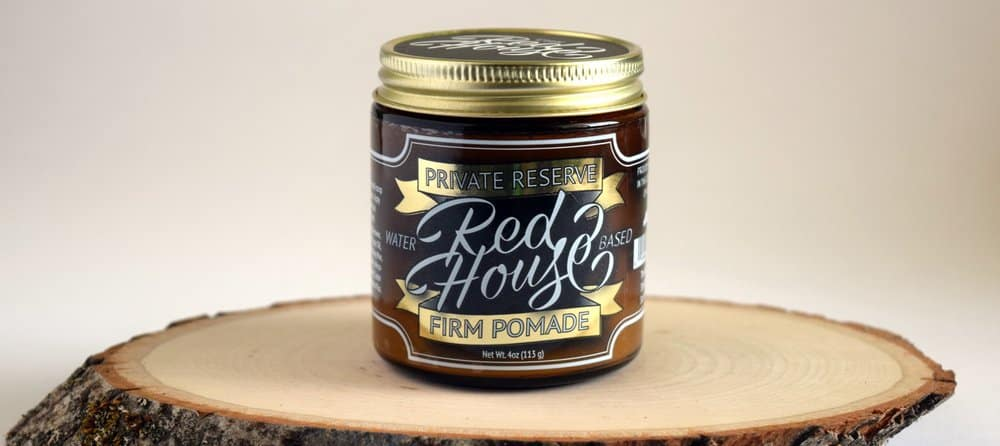 Red House Private Reserve – hair pomade for men