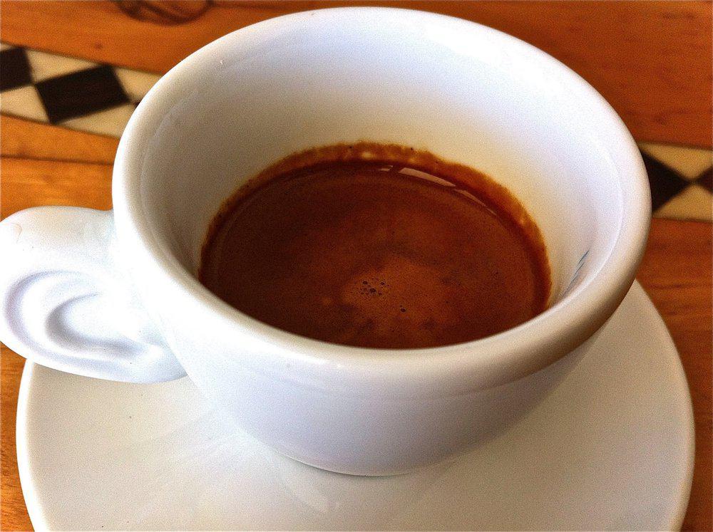 Ristretto – espresso drink