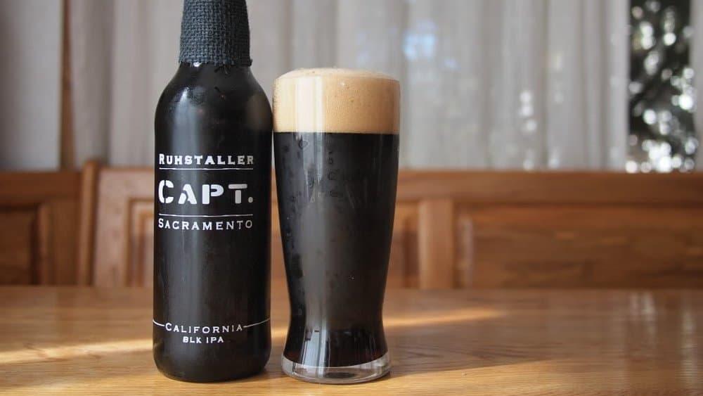Ruhstaller's Capt – strongest beer