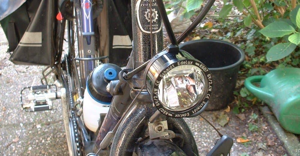 SON Edelux II – bike light