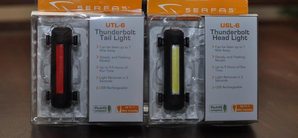 Serfas Thunderbolt – bike light