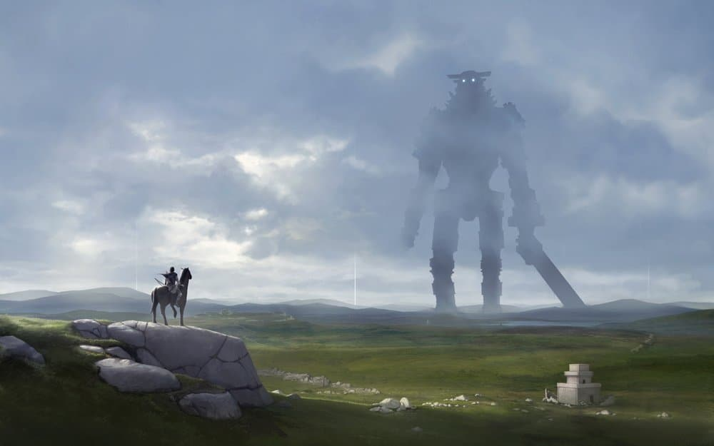 Shadow of the Colossus – video game soundtrack