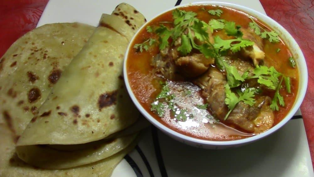Siri Paya – breakfast food