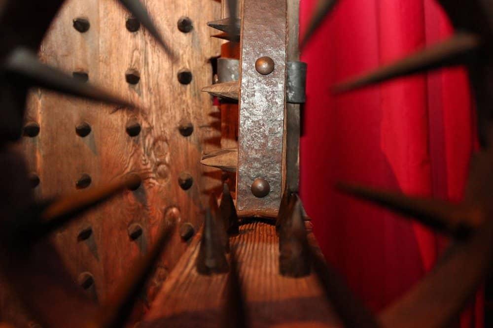 Strange Museum of Medieval Torture Instruments