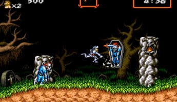 Super Ghouls n Ghosts popular video game 345x200 Throw The Controller: The 23 Hardest Popular Video Games