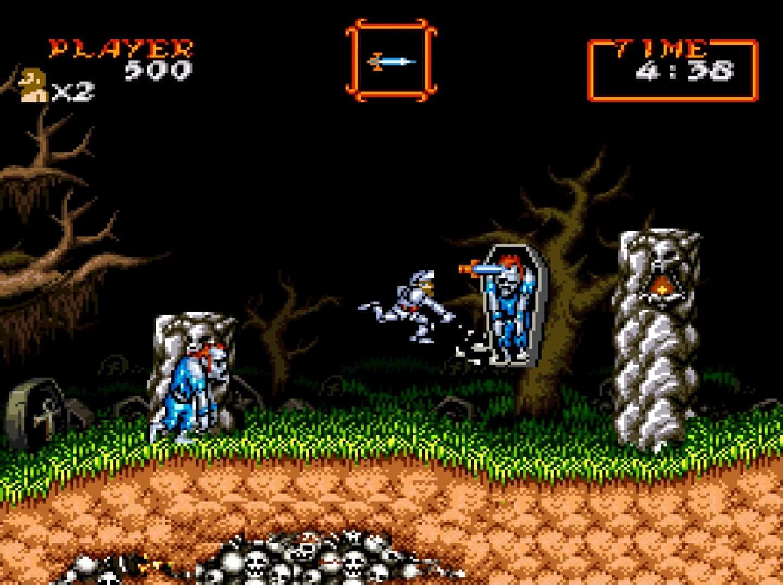 Super Ghouls 'n Ghosts – popular video game