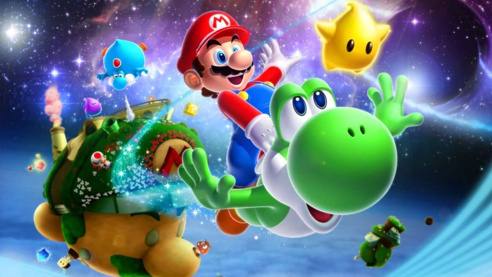 Super Mario Galaxy – video game soundtrack