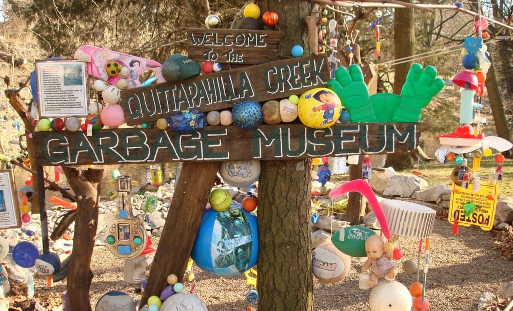 The Garbage Museum