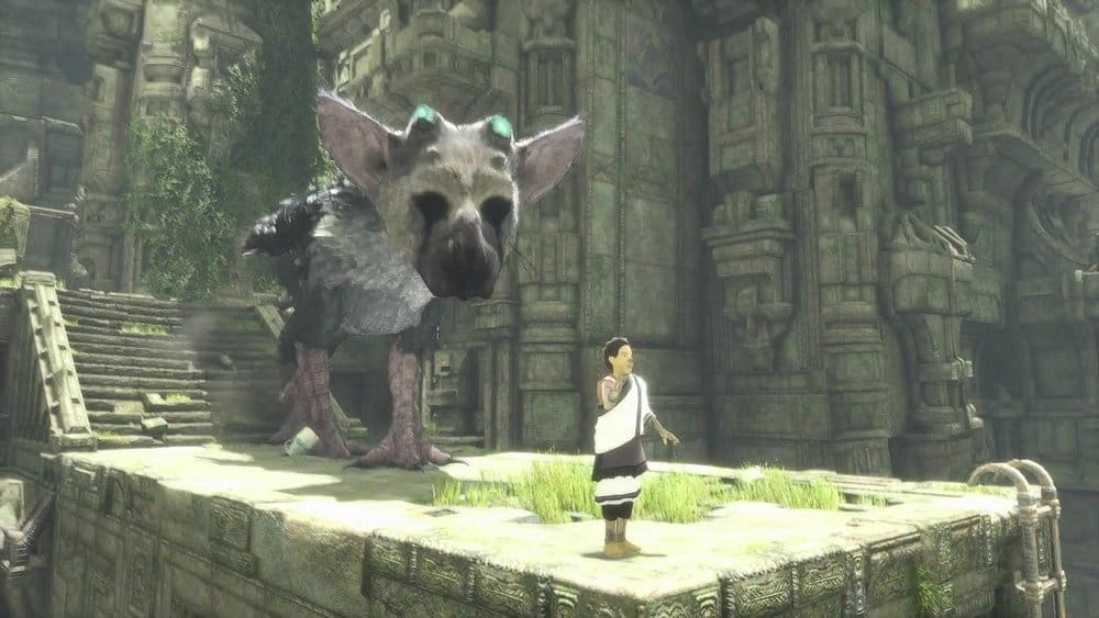 The Last Guardian – video game soundtrack
