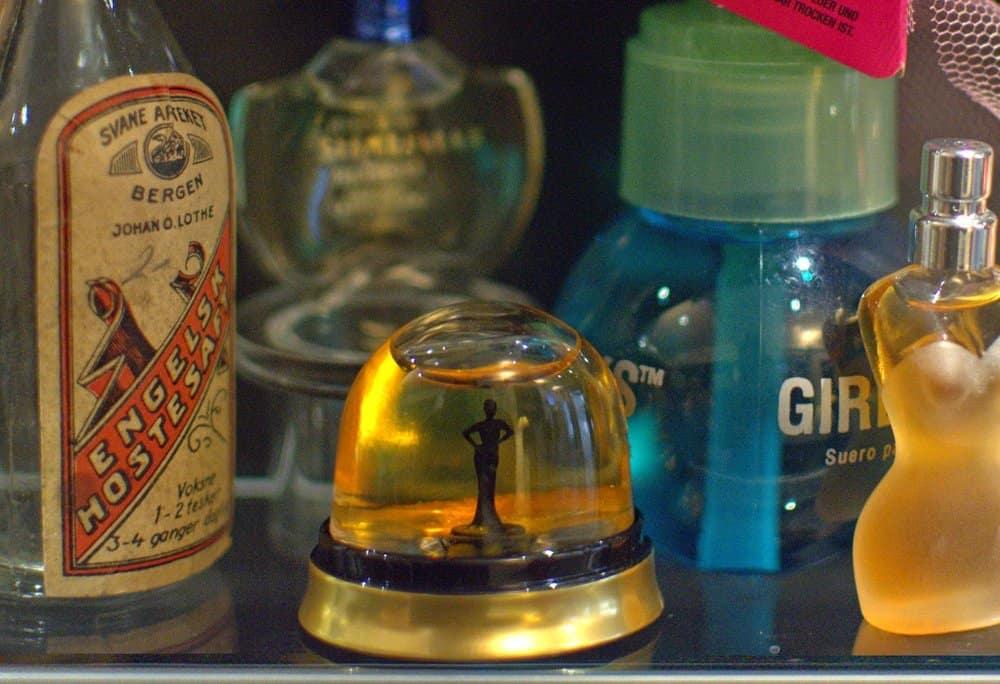 The Mini Bottle Gallery – strange museum