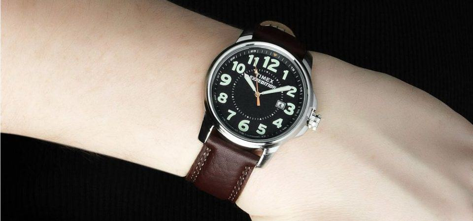 Timex Expedition EDC watch 960x450 Everytime: 14 Fantastic EDC Watches for Any Lifestyle