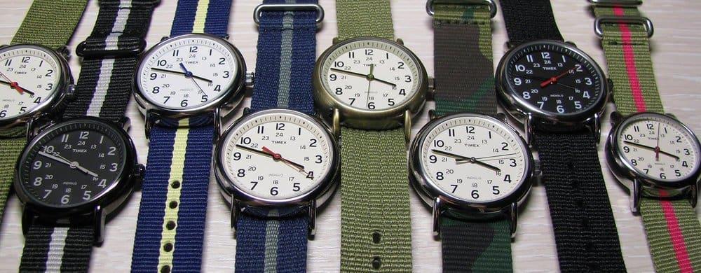 Timex Weekender – EDC watch