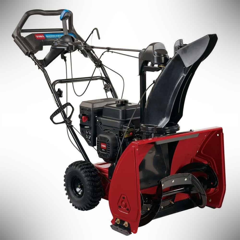 Toro SnowMaster 724 QXE 24-inch – best snowblower
