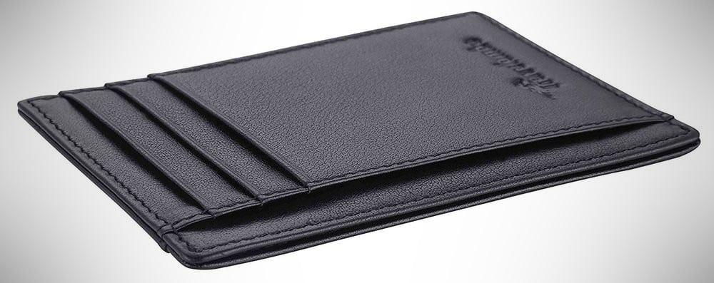 Travelambo Front Pocket RFID Wallet