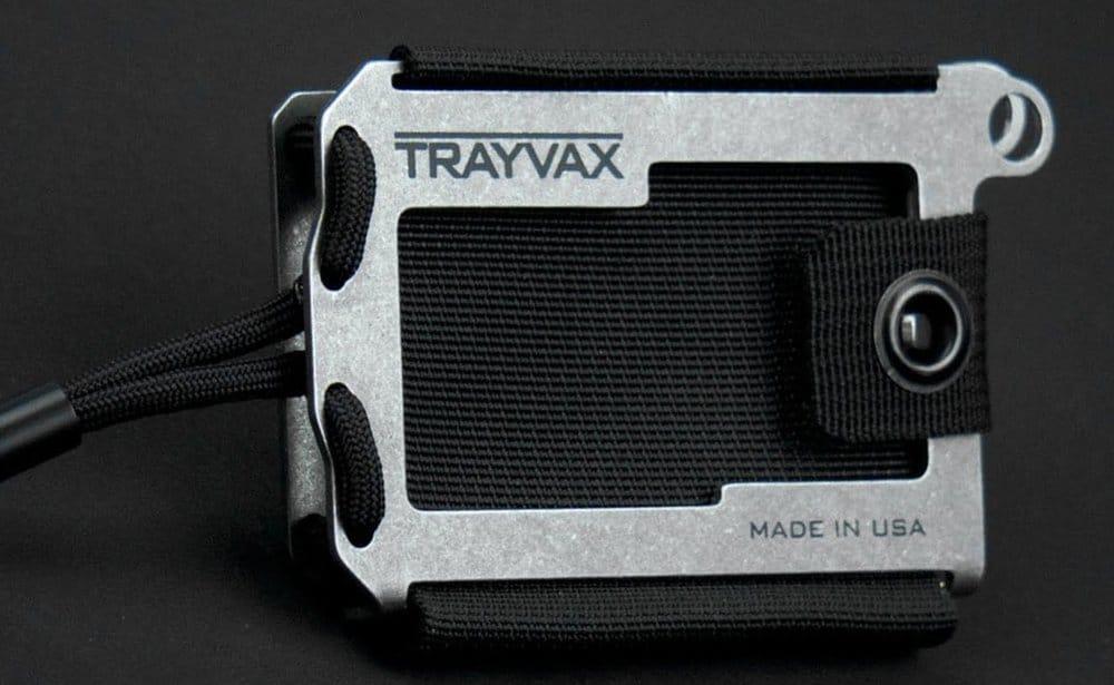 Trayvax Axis – RFID wallet