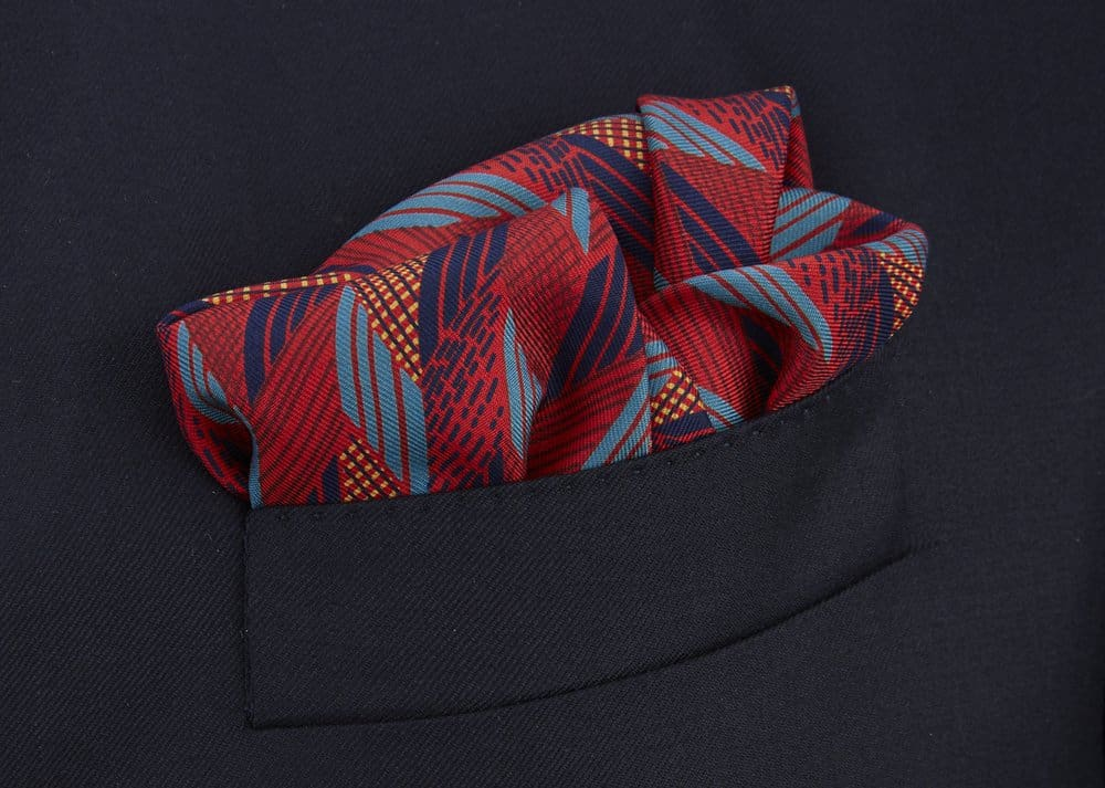 Turnbull & Asser Pocket Square – mens accessories