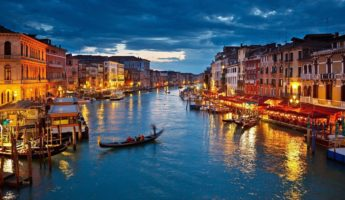 Venice Italy beautiful city 345x200 Time to Travel to The Worlds 19 Most Beautiful Cities