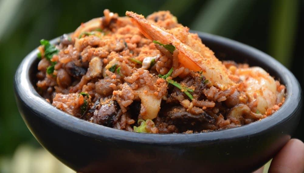 Waakye – breakfast food