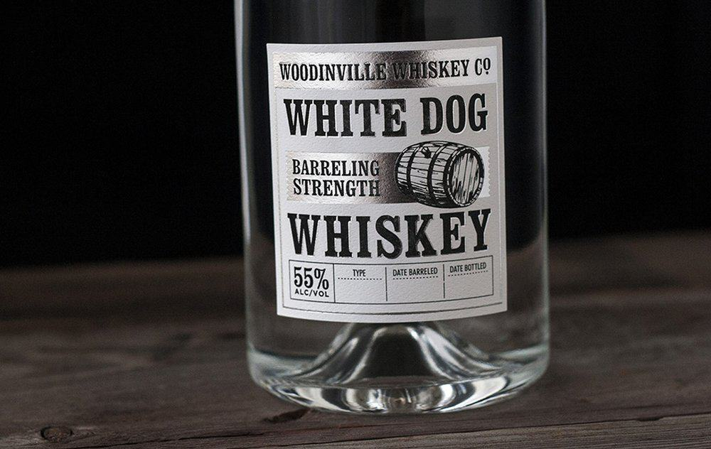 White Whiskey – strange alcohol