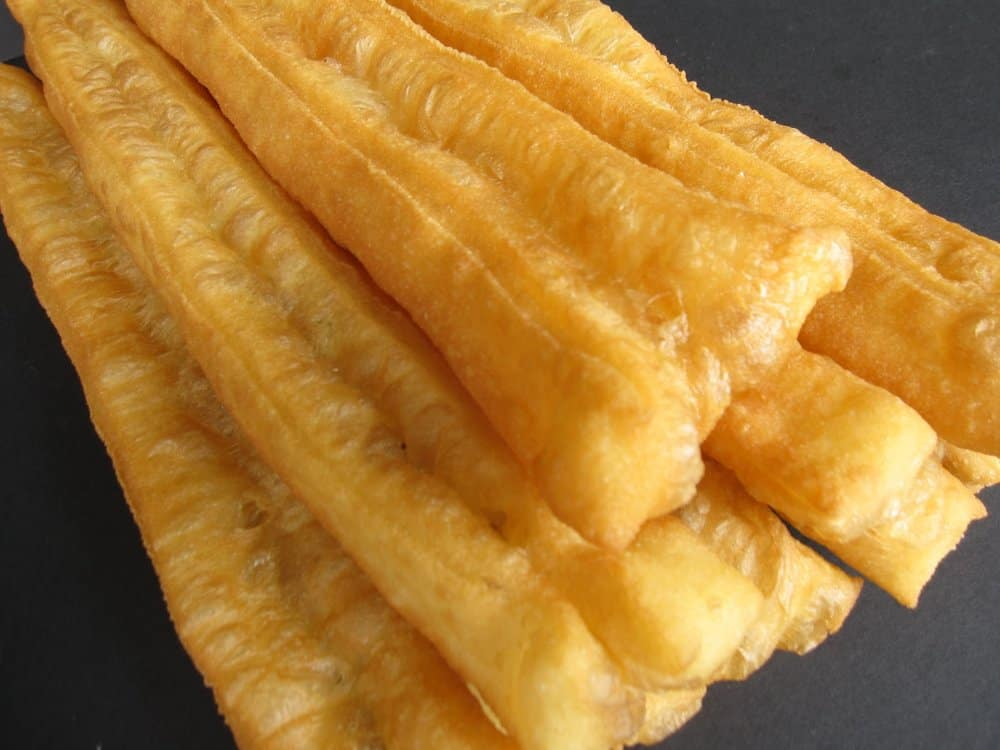 You Tiao – breakfast food