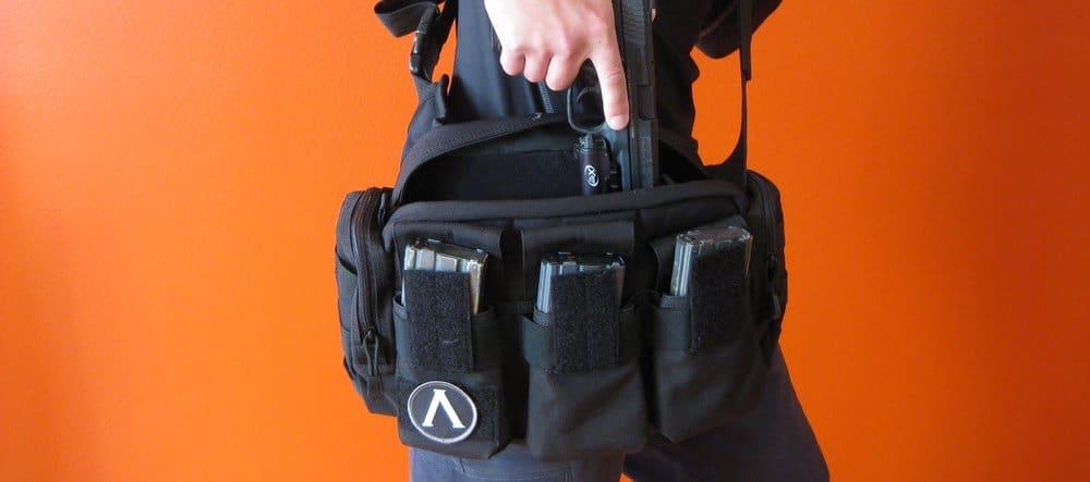 511 Bail Out Bag – survival essentials