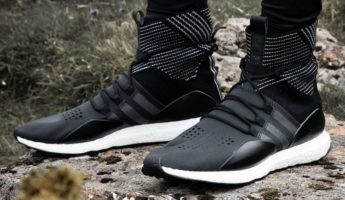 Adidas Y 3 Sport Approach winter running shoe 345x200 Warm Up With 13 Perfect Winter Running Shoes